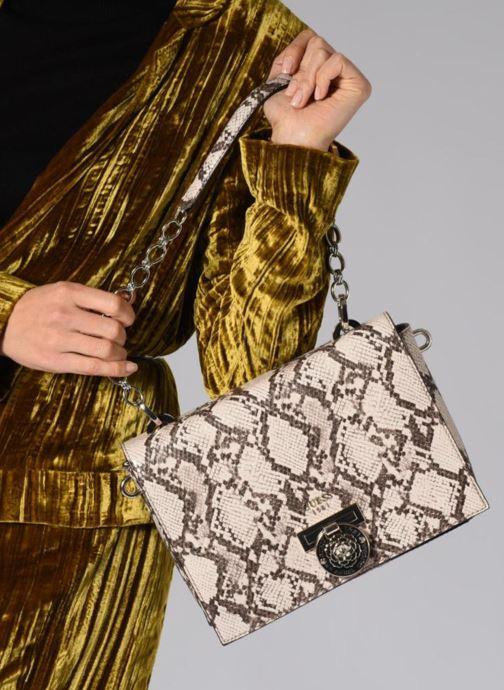 Handtassen Guess MARLENE SHOULDER BAG Zwart onder