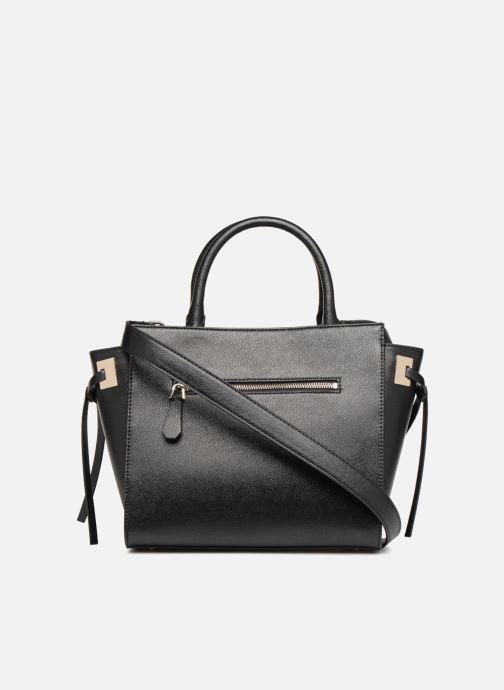 Sacs à main Guess OPEN ROAD SATCHEL Noir vue face