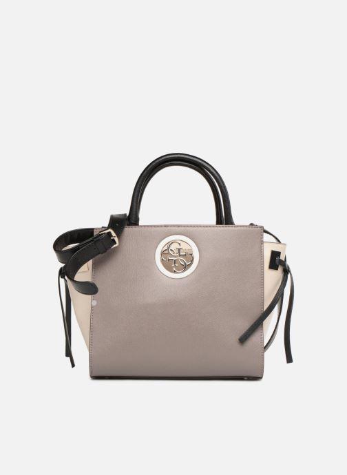 dad1b1f7b8 Guess OPEN ROAD SATCHEL (Beige) - Handbags chez Sarenza (351630)