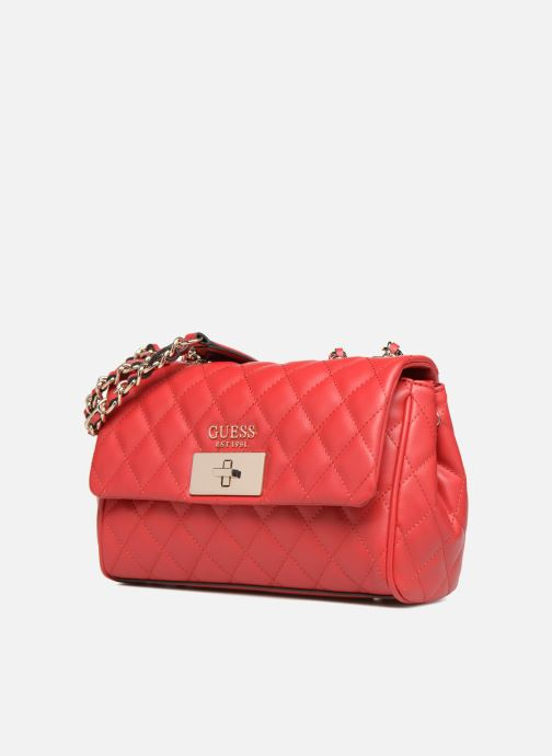 À Chez Crossbody Sacs rouge Candy Flap Main 351640 Sweet Guess 8qpYx1wSn