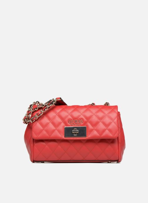 Sacs à main Guess SWEET CANDY FLAP CROSSBODY Rouge vue détail/paire