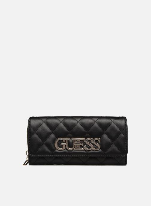 Portemonnaies & Clutches Guess SWEET CANDY LARGE CLUTCH ORGANIZER schwarz detaillierte ansicht/modell