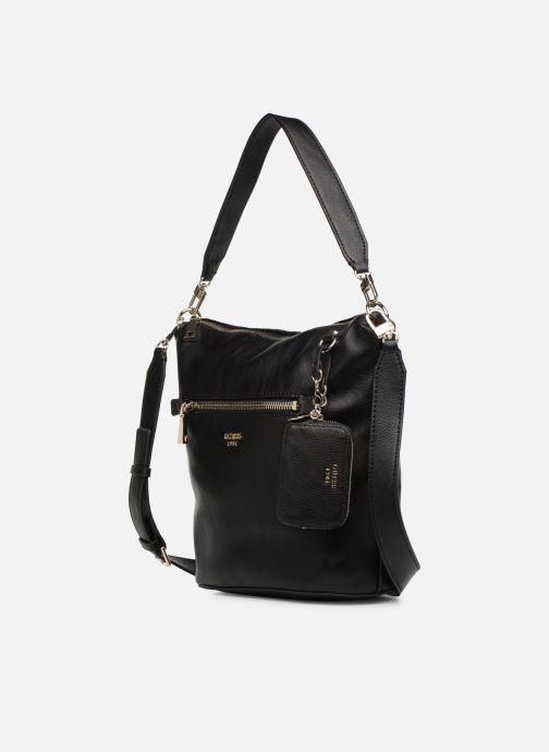 Handtassen Guess TALLAN HOBO Zwart model