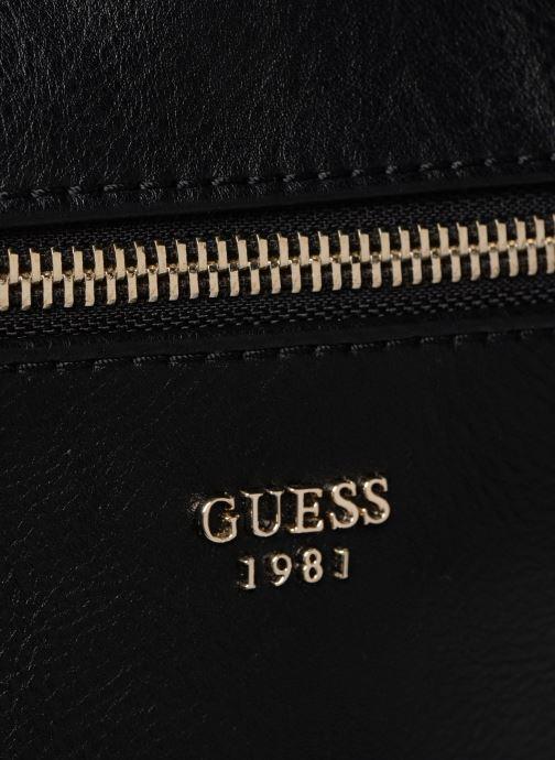 Handtassen Guess TALLAN HOBO Zwart links