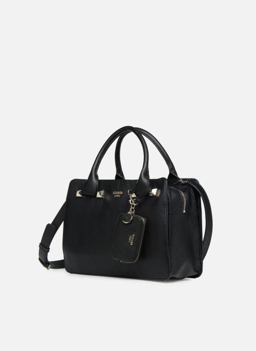 Handtassen Guess TALLAN GIRLFRIEND SATCHEL Zwart model