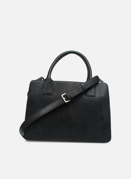 Handtassen Guess TALLAN GIRLFRIEND SATCHEL Zwart voorkant