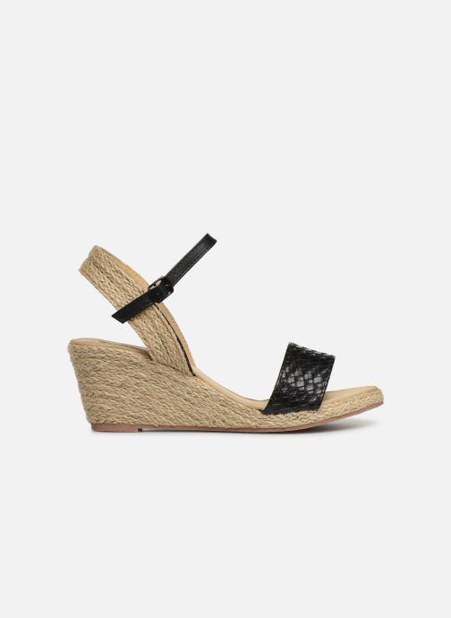 Espadrilles I Love Shoes Kitrina Zwart achterkant