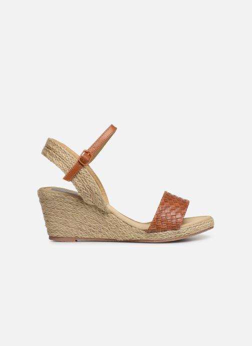 Espadrilles I Love Shoes Kitrina Marron vue derrière