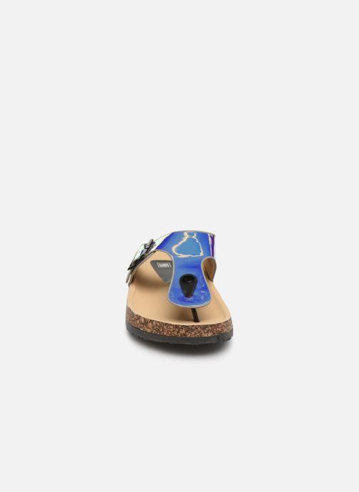 Mules et sabots I Love Shoes Kifoni Multicolore vue portées chaussures