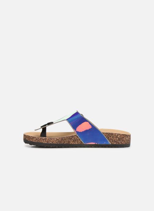 Mules et sabots I Love Shoes Kifoni Multicolore vue face