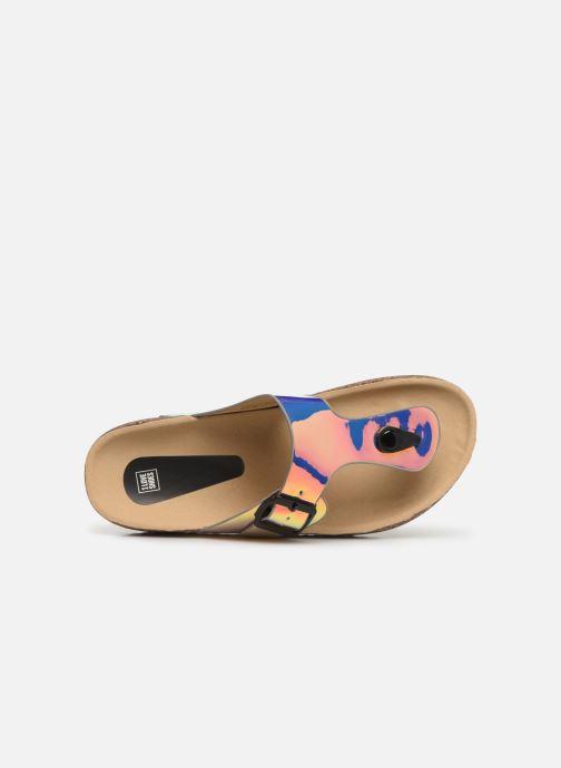 Mules et sabots I Love Shoes Kifoni Multicolore vue gauche