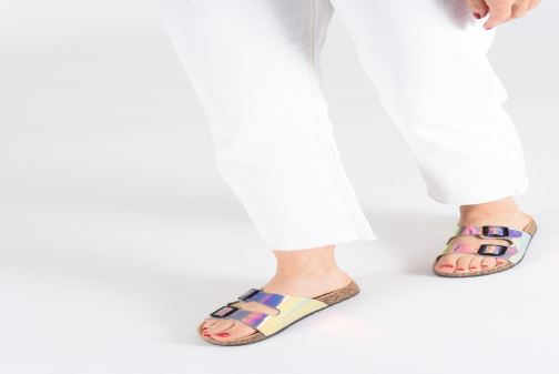 Mules & clogs I Love Shoes Kido Multicolor view from underneath / model view