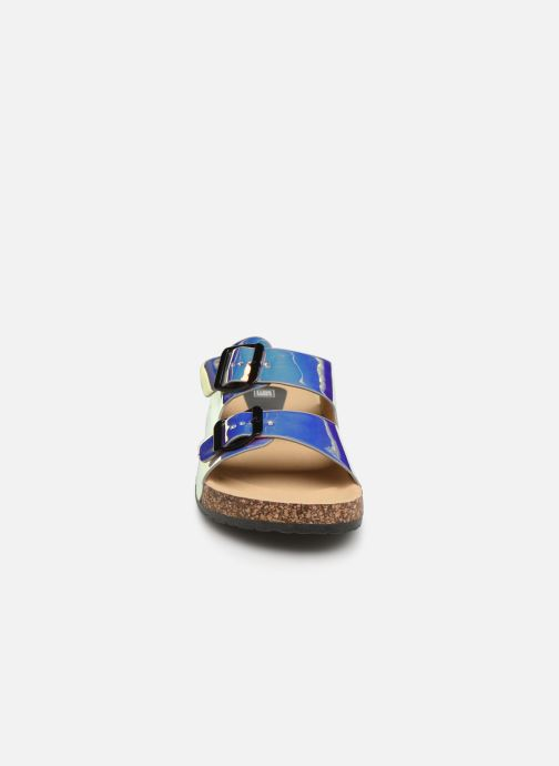 Mules et sabots I Love Shoes Kido Multicolore vue portées chaussures