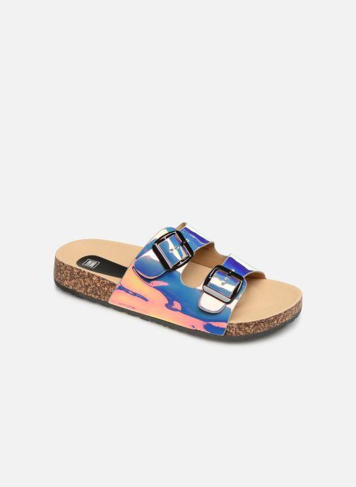 Mules et sabots I Love Shoes Kido Multicolore vue détail/paire