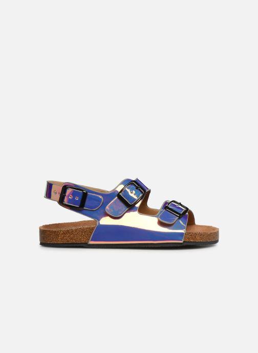 Sandales et nu-pieds I Love Shoes Kidina Argent vue derrière