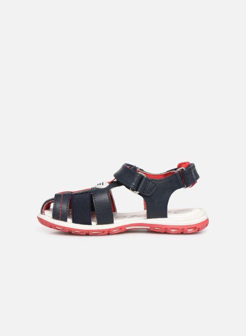 Sandali e scarpe aperte Chicco Cimber Azzurro immagine frontale