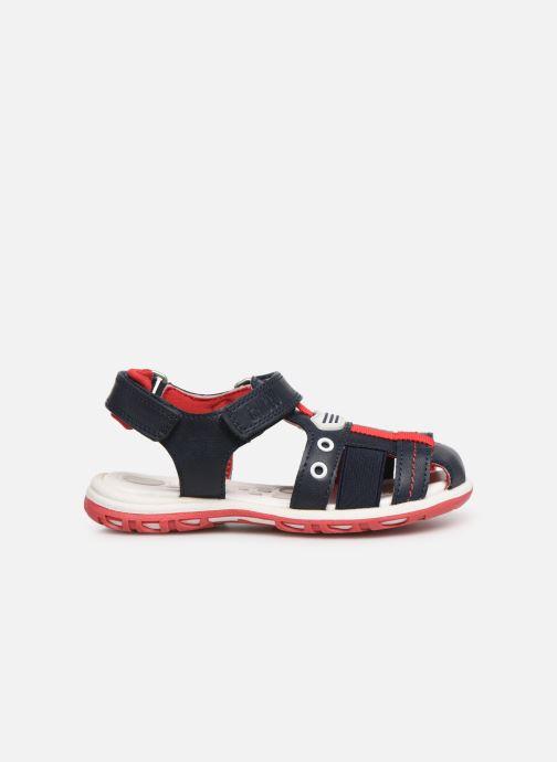 Sandales et nu-pieds Chicco Cimber Bleu vue derrière