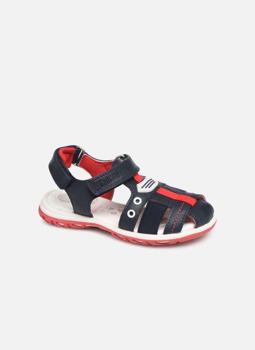 Sandales et nu-pieds Chicco Cimber Bleu vue détail/paire