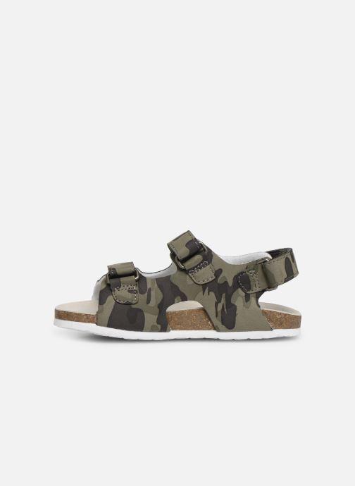 Sandali e scarpe aperte Chicco Helvio Verde immagine frontale