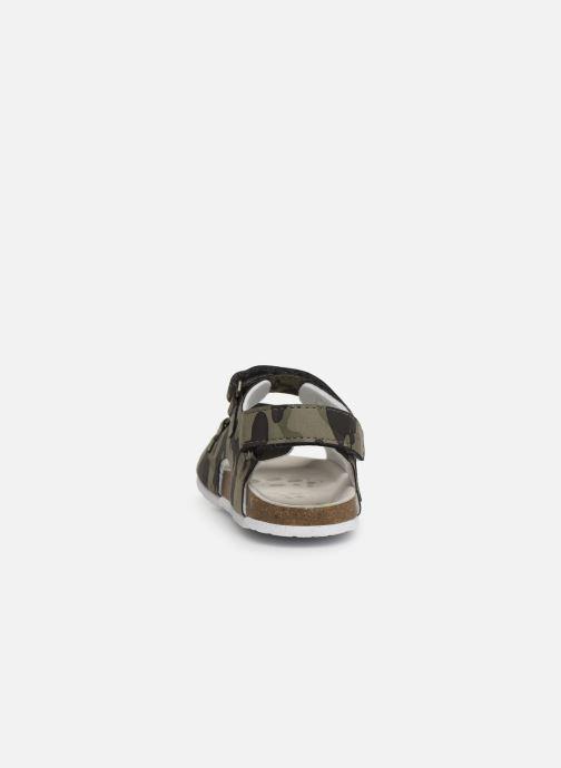 Sandales et nu-pieds Chicco Helvio Vert vue droite