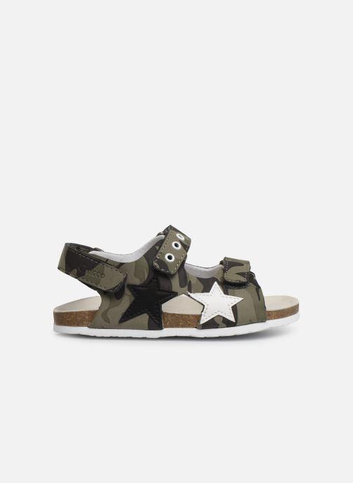 Sandales et nu-pieds Chicco Helvio Vert vue derrière
