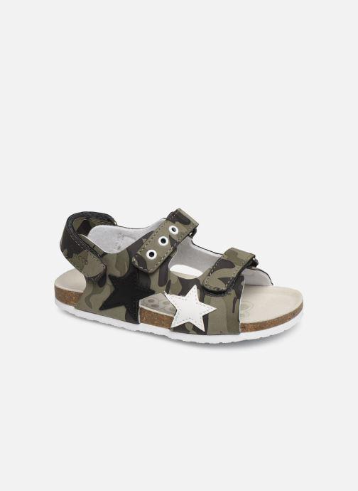Sandales et nu-pieds Chicco Helvio Vert vue détail/paire