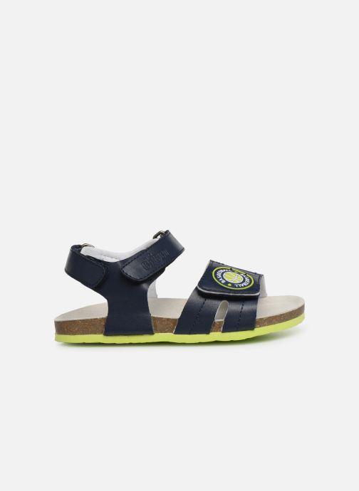 Sandales et nu-pieds Chicco Henry Bleu vue derrière