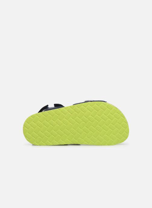 Sandales et nu-pieds Chicco Henry Bleu vue haut