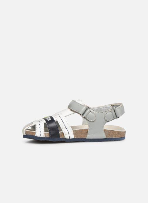Sandales et nu-pieds Chicco Hezio Blanc vue face