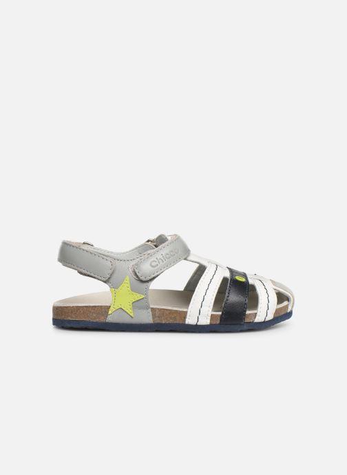 Sandales et nu-pieds Chicco Hezio Blanc vue derrière