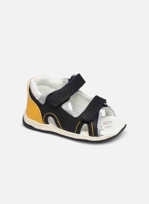 Sandales et nu-pieds Chicco Gerardo Bleu vue détail/paire