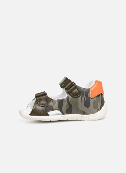 Sandales et nu-pieds Chicco Giorgino Vert vue face