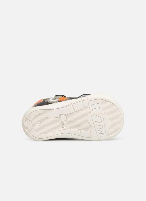 Sandales et nu-pieds Chicco Giorgino Vert vue haut