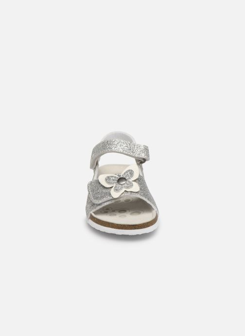 Sandals Chicco Hastrid Silver model view