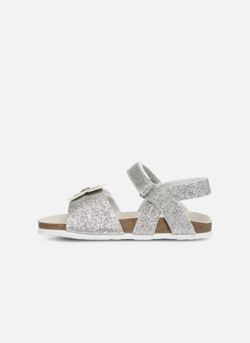 Sandals Chicco Hastrid Silver front view