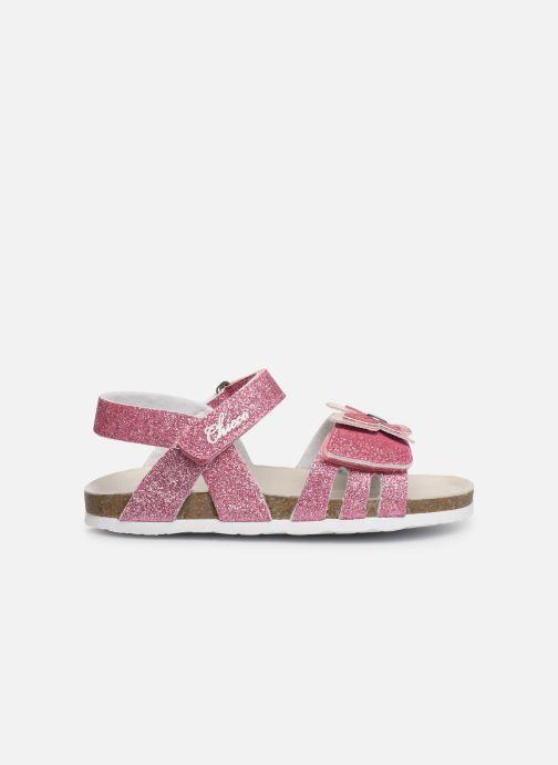 Sandali e scarpe aperte Chicco Hastrid Rosa immagine posteriore