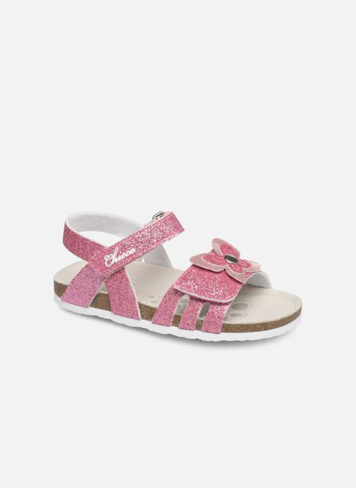 Sandales et nu-pieds Chicco Hastrid Rose vue détail/paire