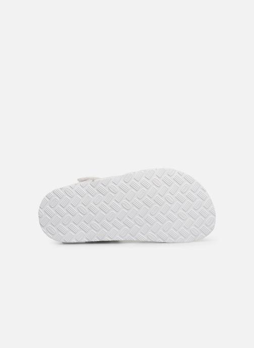 Sandales et nu-pieds Chicco Hisabel Blanc vue haut
