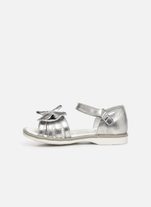 Sandales et nu-pieds Chicco Calista Argent vue face
