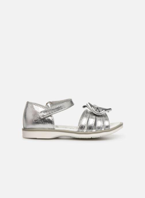 Sandales et nu-pieds Chicco Calista Argent vue derrière