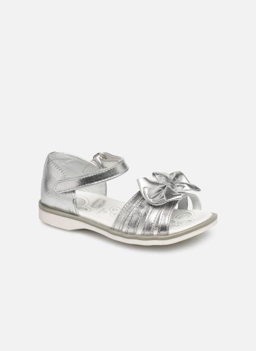 Sandales et nu-pieds Chicco Calista Argent vue détail/paire