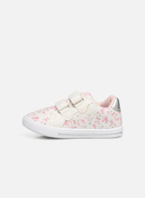 Sneakers Chicco Flavia Hvid se forfra