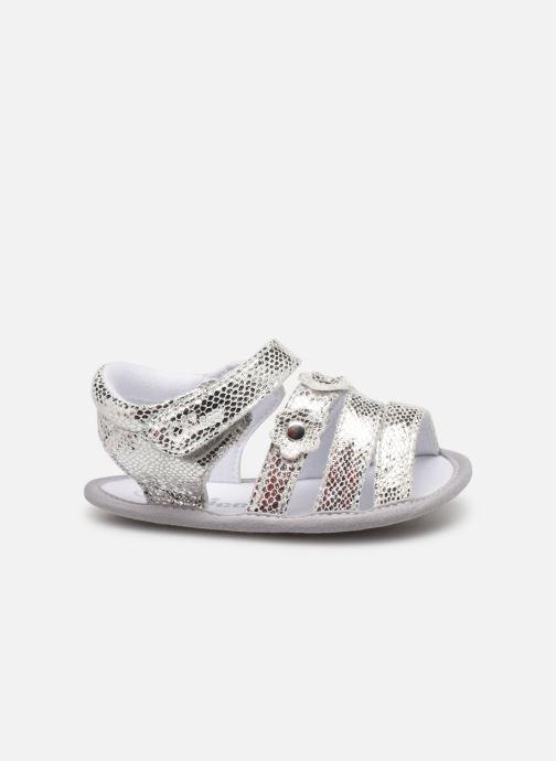 Sandales et nu-pieds Chicco Narcisa Argent vue derrière