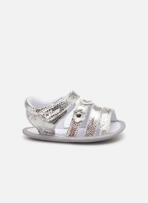 Sandali e scarpe aperte Chicco Narcisa Argento immagine posteriore