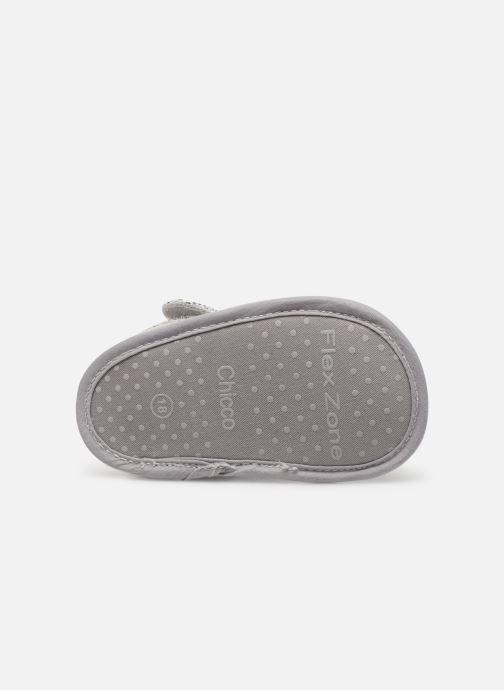 Sandales et nu-pieds Chicco Narcisa Argent vue haut