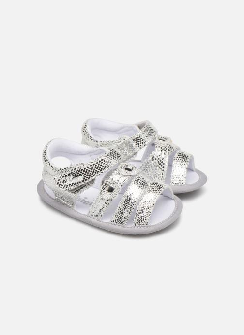 Sandales et nu-pieds Chicco Narcisa Argent vue détail/paire