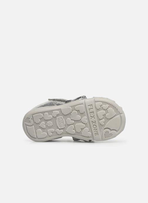 Sandales et nu-pieds Chicco Gertry Argent vue haut
