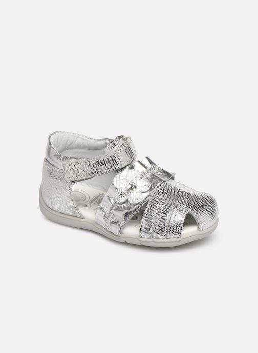 Sandales et nu-pieds Chicco Gertry Argent vue détail/paire