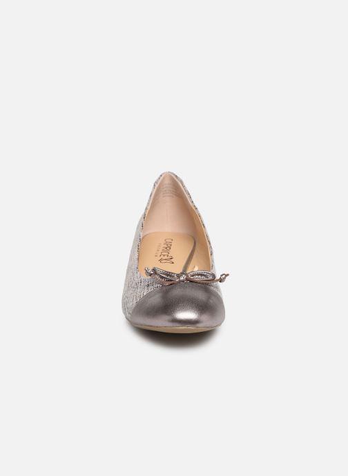 Escarpins Caprice Ottilie Rose vue portées chaussures