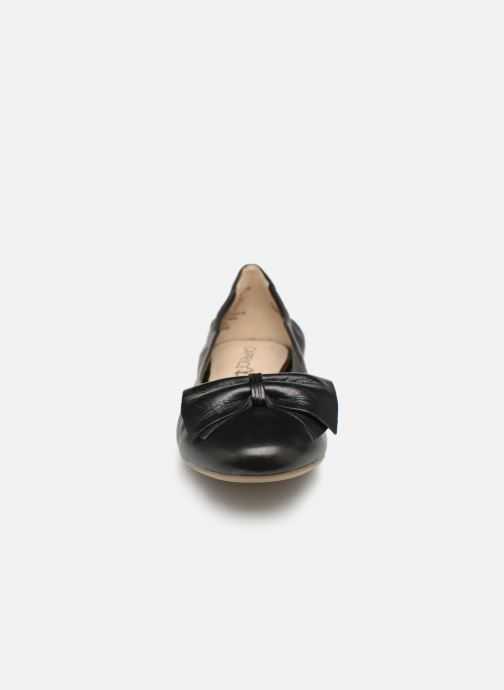 Ballet pumps Caprice Lorel Black model view